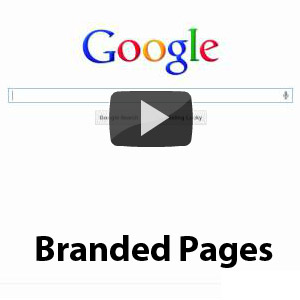 google brand pages