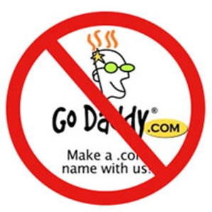 no to godaddy
